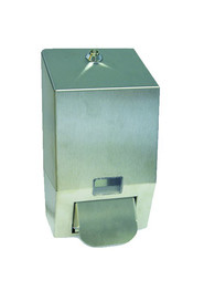Proline Curve Stainless Steel Dispensers #DBSSD1LDS00