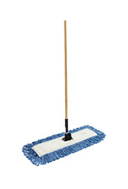 Cut-End Dust Mop with Handle #RBU83228BLE