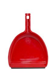 Light and Sturdy Red Dustpan #MR117680000