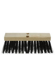 Synthetic Fibers Xtra-Coarse Street Broom #AG007414000