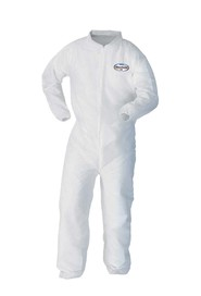 Kleenguard A10 Light Duty Coveralls #KC010468000