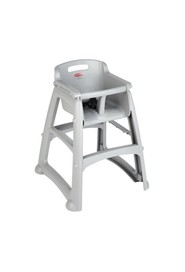 Microban Baby Sturdy Chair without Wheels 7806-08 #RB780608PLA