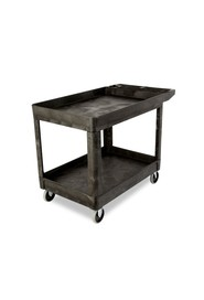 Chariot utilitaire 2 tablettes 4520-89 Rubbermaid #RB452089NOI