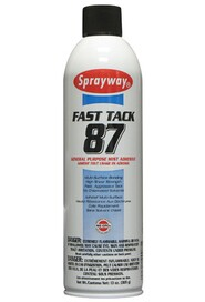 Fast Tack 87 General Purpose Mist Adhesive #SW0087W0000