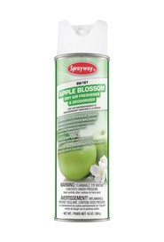 Apple Blossom Deodorizer and Air Freshener #SW00161W000