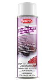 Mulberry Mist Air Freshener #SW00240W000