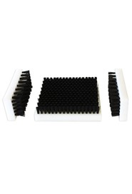 Replacement Brushes for Manual Footwear Cleaner #OL000126MRF