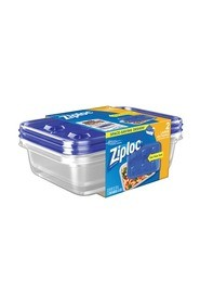 Compact Rectangle Containers Ziploc #PR700310000
