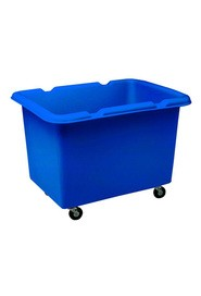 Mini STARCART Utility Cart, 8 cubic foot #WH0110ACBLE