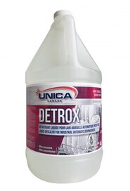 Liquid Descaler Automatic Dishwasher DETROX #QC00NTRIC04