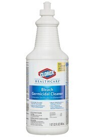 Professionnal Disinfecting Bleach Cleaner CLOROX #CL014160000