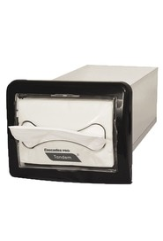 In-Counter Interfold Napkin Dispenser CASCADES PRO TANDEM #CC00C450000