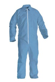 Flame Resistant Coveralls A65, Hoodless #KC045313000
