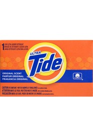 Laundry Detergent in Individual Boxes TIDE ULTRA #PG049340000