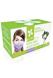 Natural Procedure Earloop Masks 100% Cotton #SE112000000