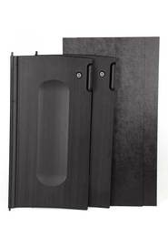 Lockable Door Cabinet Kit for Housekeeping Cart #RB199583300