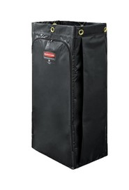 Vinyl Bag for Janitorial Cleaning Carts RUBBERMAID #RB196688600
