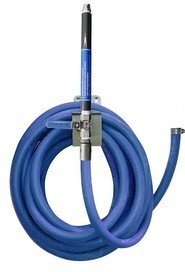 7.6 m High Pressure Foam Hose with Wand and V-Jet Nozzle #KH080053100