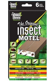Insects Trap Knock Down Insect Motel #WHKD603T000