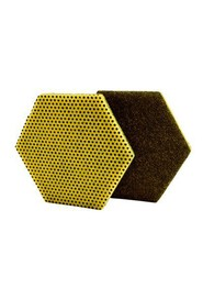 Dual Purpose Scour Pad 96HEX Scotch-Brite #3MH96HEX000