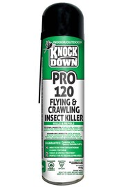 Flying and Crawling Insect Killer Knockdown #WH00KD120P0