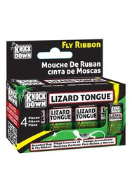 Lizard Tongue Fly Ribbon Knockdown #WH00KD05050