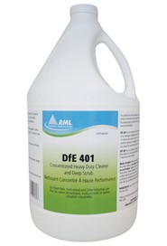 Heavy Duty Neutral Cleaner DfE 401 #WH011792839