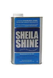 Stainless Steel Cleaner SHEILA SHINE #WH008100100