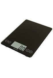 Smooth Glass Digital Scale ESCALI #AL0SCDG15BK