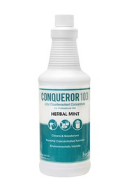 Odor Couteractant Concentrate Conqueror 103 #WH0010332HM