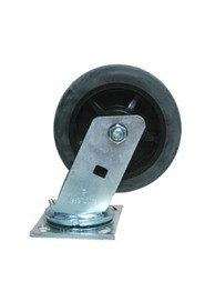 "Swivel Casters for Rubbermaid Platform Carts, 6"" #PR007931L20"