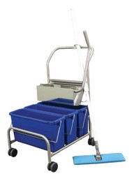 Triple-Bucket Mopping System TruCLEAN Pro #PX00223X000