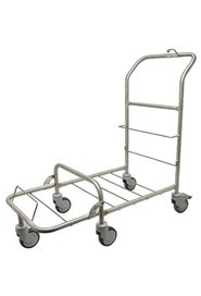 Stainless Steel Cart TruCLEAN Pro XL #PX002298000