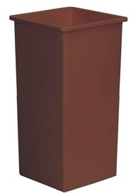 32 U.S. Gallon Receptacle Base, Brown #WH0032BR000