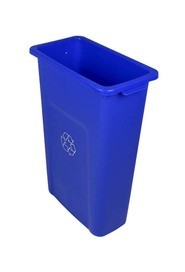 Waste and Indoor Containers Waste Watcher, 16 & 20 gal #BU103715000