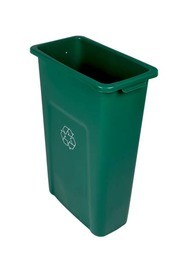 Waste and Indoor Containers Waste Watcher, 23 gal #BU103725000