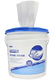 Wettask wipes for disinfecting and sanitizing #KC006411000