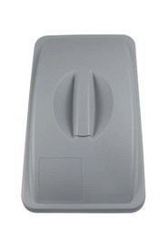 Closed Recycling Lid with Handle Waste Watcher #BU103802000