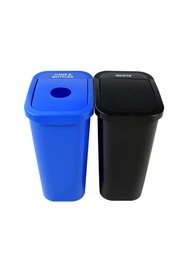 Duo Containers for Cans and Bottle-Waste Billi Box #BU100877000