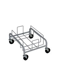 Steel Dolly for Container Waste Watcher XL #BU103863000