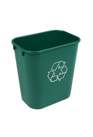 Recycling and Waste Basket, 3,5 gal #BU100141000