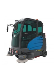 Industrial Ride-On Sweeper Machine #JBC75SWEEPC