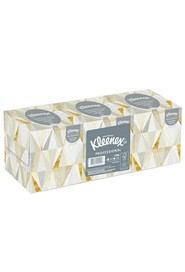 Facial Tissues Kleenex 2 ply 95 sheets, 3 pack bundle #KC021200000