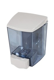 Soap Dispenser ClearVu Encore #WH009330BLA
