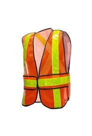 Five Point Tear-Away Traffic Vest #DI000580180
