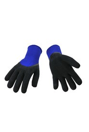 Seamless Nylon Knit Gloves ICE GRIPPER #WI000LNG00M