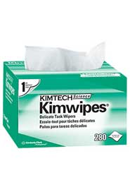 "Delicate Task Wipers, 4.5"" X 8.5"", KIMTECH SCIENCE KIMWIPES #KC034120000"