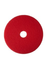 Floor Pads for Cleaning Red 3M 5100 #3M010014ROU