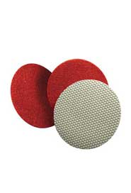 Red Floor Pads Trizact HX from 3M #3MFTRIZAROU