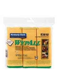 Microfiber Dust-Cloth WypAll #KC083610000